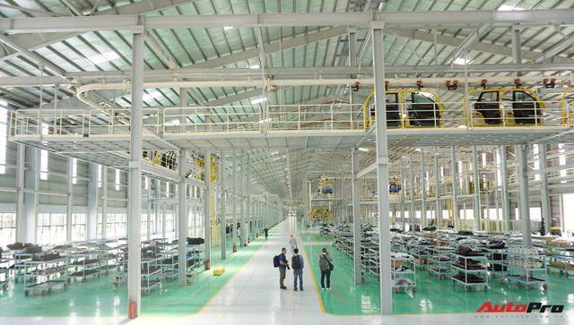 Khám phá bên trong nhà máy THACO Mazda lớn nhất Đông Nam Á - Ảnh 24.