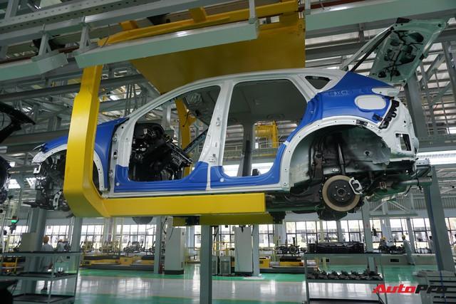 Khám phá bên trong nhà máy THACO Mazda lớn nhất Đông Nam Á - Ảnh 18.