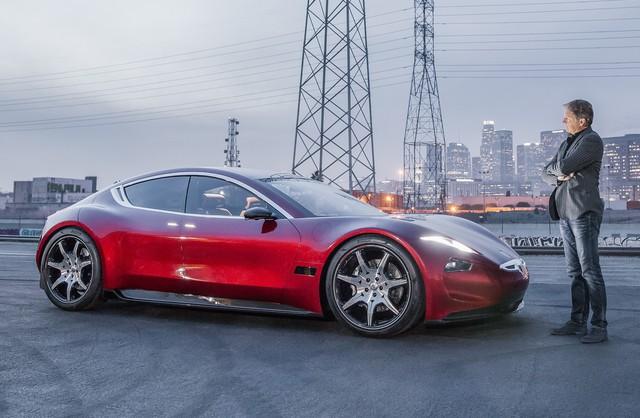 Fisker trên con đường trở thành Tesla thứ hai - Ảnh 3.