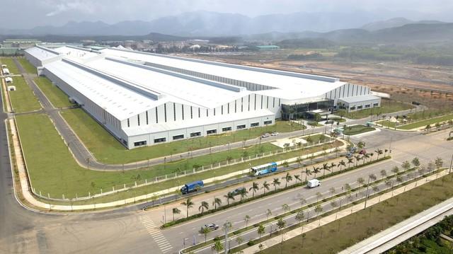 Khám phá bên trong nhà máy THACO Mazda lớn nhất Đông Nam Á