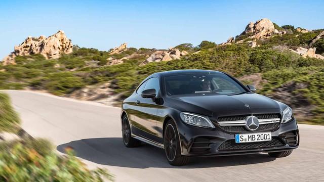 Mercedes-Benz xác nhận trình làng C63 AMG mới tại New York - Ảnh 1.
