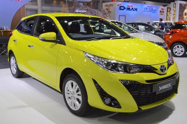 Toyota Yaris 2018 nhập khẩu từ Thái Lan đã có mặt tại Việt Nam - Ảnh 4.
