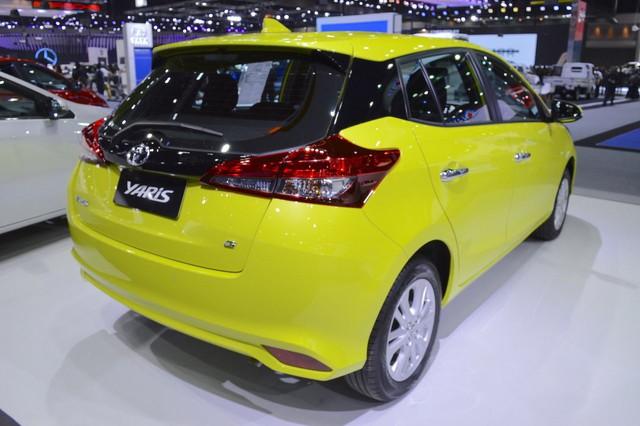 Toyota Yaris 2018 nhập khẩu từ Thái Lan đã có mặt tại Việt Nam - Ảnh 6.