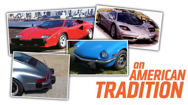 Vì sao Bugatti Chiron tại Mỹ phải gắn thêm chi tiết xấu xí này? - Ảnh 3.