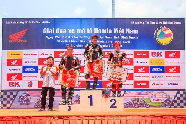 Honda Việt Nam khởi động giải đua mô tô cúp vô địch quốc gia 2018 - Ảnh 7.