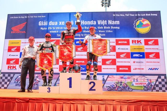 Honda Việt Nam khởi động giải đua mô tô cúp vô địch quốc gia 2018 - Ảnh 6.