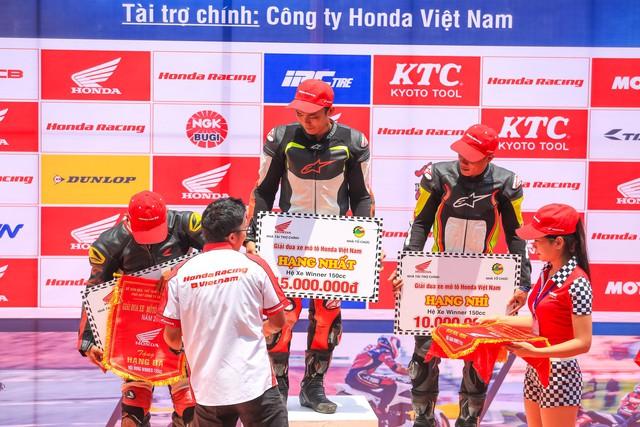 Honda Việt Nam khởi động giải đua mô tô cúp vô địch quốc gia 2018 - Ảnh 5.