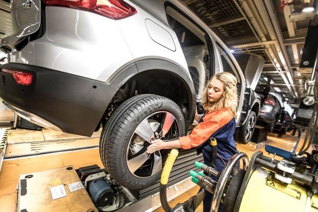 Volvo lắp ráp xe Trung Quốc tại châu Âu - Ảnh 2.