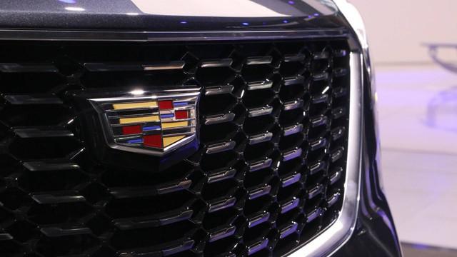 Cadillac XT4 2019 lộ diện hoàn toàn tại New York Auto Show 2018 - Ảnh 13.