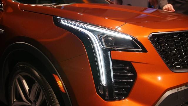 Cadillac XT4 2019 lộ diện hoàn toàn tại New York Auto Show 2018 - Ảnh 7.