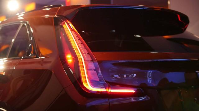 Cadillac XT4 2019 lộ diện hoàn toàn tại New York Auto Show 2018 - Ảnh 9.