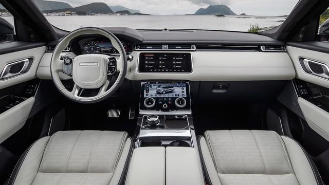 Cặp đôi Range Rover Velar First Edition ra biển trắng tại Hà Nội - Ảnh 4.