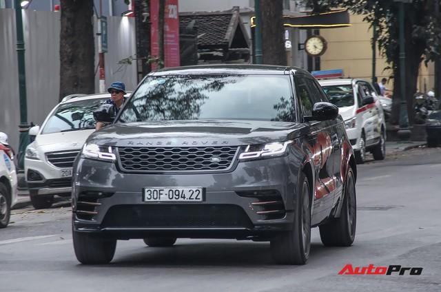 Cặp đôi Range Rover Velar First Edition ra biển trắng tại Hà Nội - Ảnh 2.