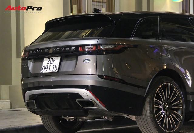 Cặp đôi Range Rover Velar First Edition ra biển trắng tại Hà Nội - Ảnh 12.