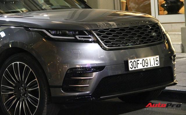 Cặp đôi Range Rover Velar First Edition ra biển trắng tại Hà Nội - Ảnh 5.