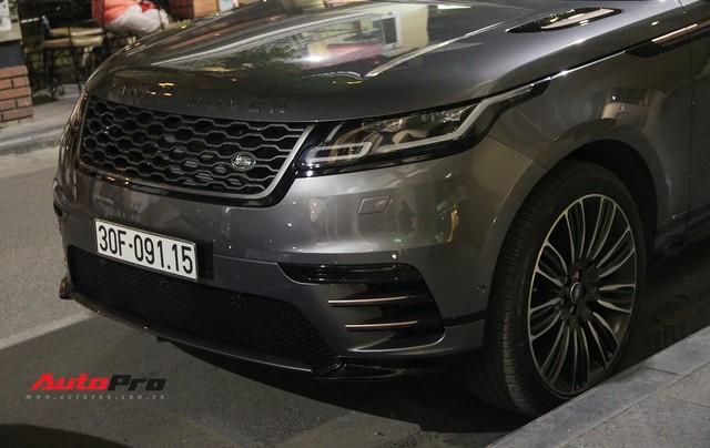 Cặp đôi Range Rover Velar First Edition ra biển trắng tại Hà Nội - Ảnh 9.