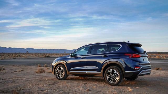 Hyundai Santa Fe 2019 chào sân thị trường Bắc Mỹ - Ảnh 3.