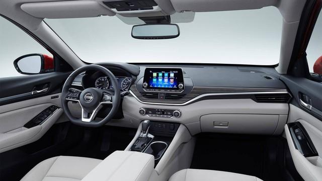 Nissan Altima 2019 đổi mới công nghệ để cạnh tranh Toyota Camry - Ảnh 5.