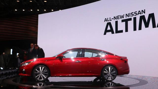 Nissan Altima 2019 đổi mới công nghệ để cạnh tranh Toyota Camry - Ảnh 3.