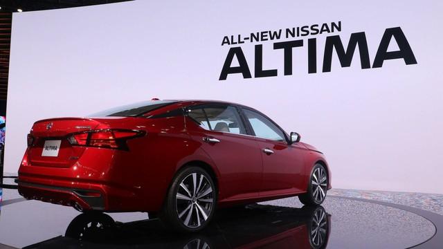 Nissan Altima 2019 đổi mới công nghệ để cạnh tranh Toyota Camry - Ảnh 4.
