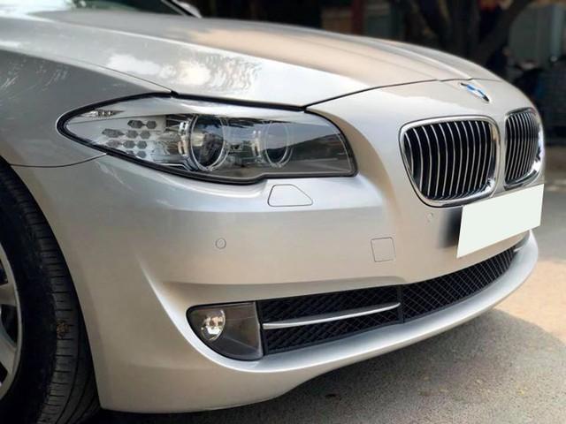 Sedan hạng sang BMW 523i 2012 rao bán lại giá chưa đến 1 tỷ đồng - Ảnh 5.