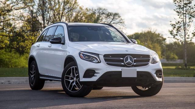 Mercedes-Benz GLC thêm bản mới, tăng giá bán tại Việt Nam