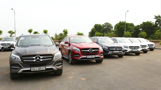 Mercedes-Benz đưa Học viện lái xe an toàn trở lại phía Nam - Ảnh 1.
