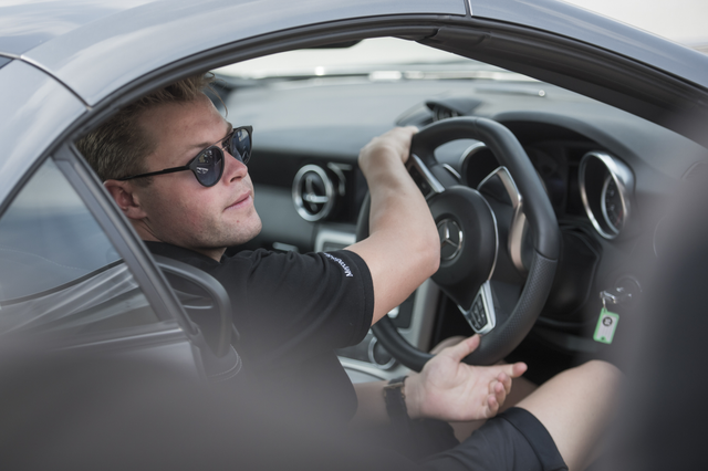 Mercedes-Benz đưa Học viện lái xe an toàn trở lại phía Nam - Ảnh 2.