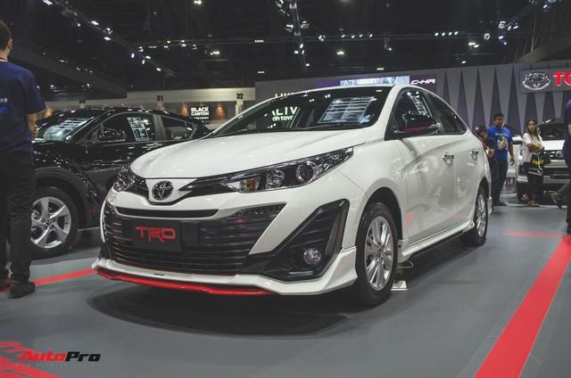 Toyota Yaris Ativ - Hiện thân của Vios mới sẽ ra mắt khách hàng Việt - Ảnh 12.