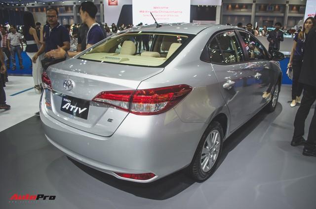 Toyota Yaris Ativ - Hiện thân của Vios mới sẽ ra mắt khách hàng Việt - Ảnh 3.