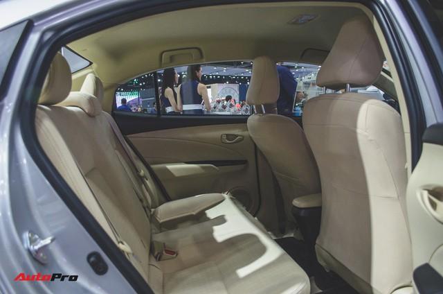 Toyota Yaris Ativ - Hiện thân của Vios mới sẽ ra mắt khách hàng Việt - Ảnh 8.