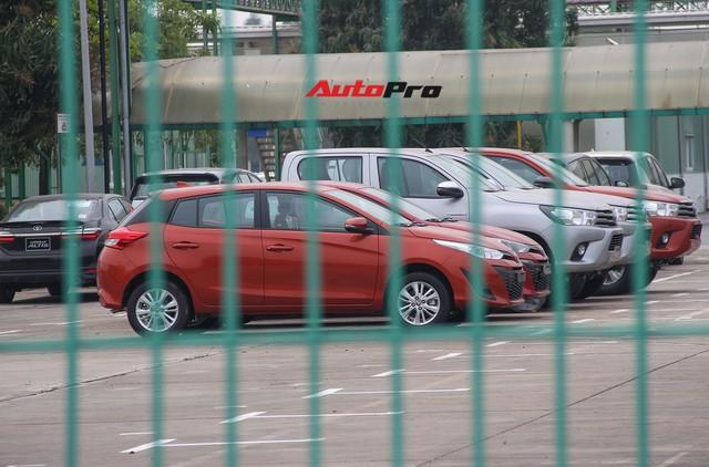 Xe nhập của Toyota rục rịch bán ra: Chưa chắc giảm giá đồng loạt - Ảnh 1.