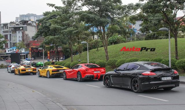 Khám phá địa điểm tập kết siêu xe tham dự Car & Passion 2018 trước ngày lên đường - Ảnh 4.