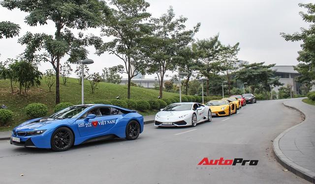 Khám phá địa điểm tập kết siêu xe tham dự Car & Passion 2018 trước ngày lên đường - Ảnh 3.