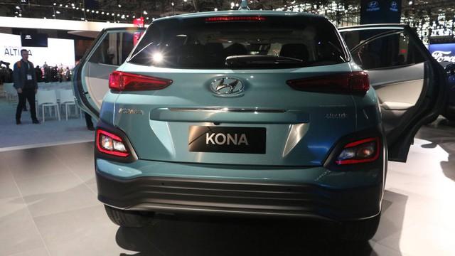 Hyundai Kona động cơ điện: Sạc một lần, chạy hơn 400 km - Ảnh 3.