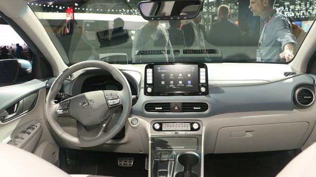 Hyundai Kona động cơ điện: Sạc một lần, chạy hơn 400 km - Ảnh 7.