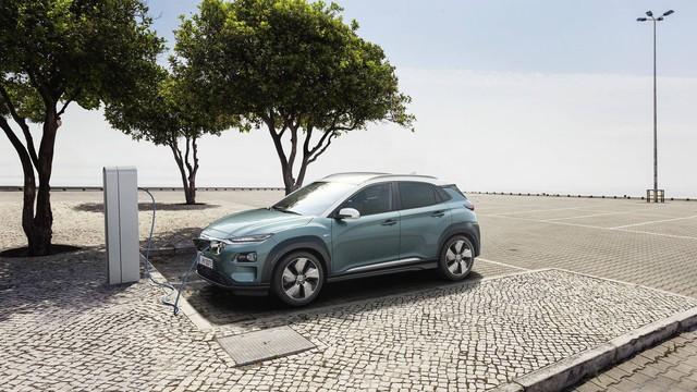 Hyundai Kona động cơ điện: Sạc một lần, chạy hơn 400 km - Ảnh 5.