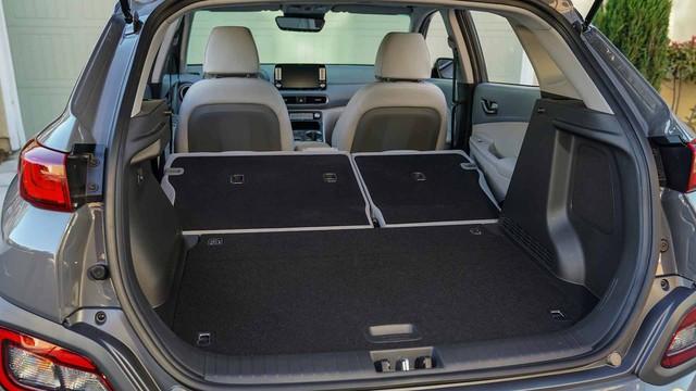 Hyundai Kona động cơ điện: Sạc một lần, chạy hơn 400 km - Ảnh 6.