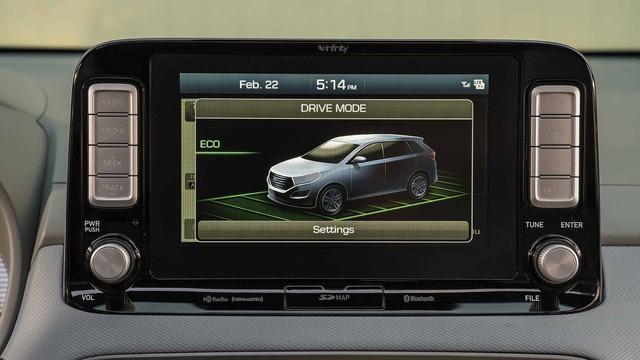 Hyundai Kona động cơ điện: Sạc một lần, chạy hơn 400 km - Ảnh 8.