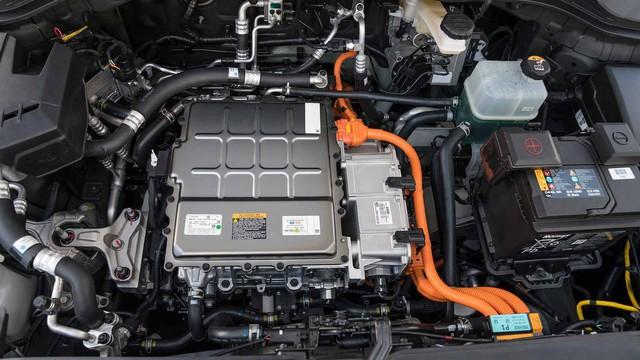 Hyundai Kona động cơ điện: Sạc một lần, chạy hơn 400 km - Ảnh 12.
