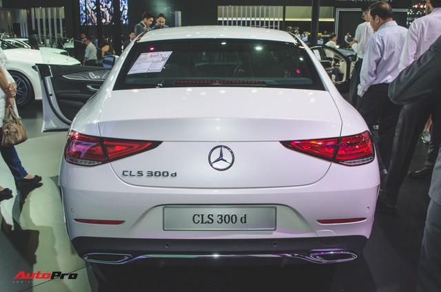 Hình ảnh thực tế Mercedes-Benz CLS - Đối thủ trực tiếp của Audi A7 - Ảnh 3.