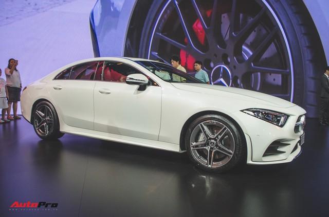 Hình ảnh thực tế Mercedes-Benz CLS - Đối thủ trực tiếp của Audi A7 - Ảnh 1.