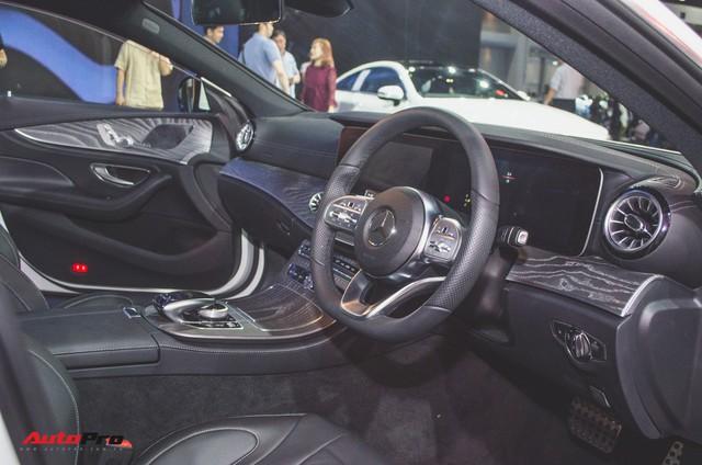 Hình ảnh thực tế Mercedes-Benz CLS - Đối thủ trực tiếp của Audi A7 - Ảnh 4.