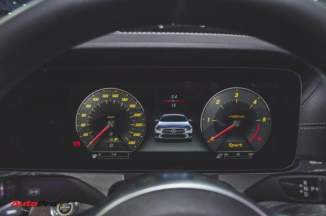 Hình ảnh thực tế Mercedes-Benz CLS - Đối thủ trực tiếp của Audi A7 - Ảnh 6.