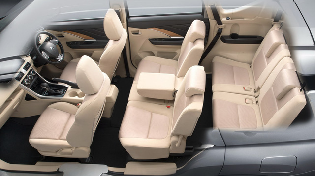 Cạnh tranh Toyota Innova, Mitsubishi Xpander được xác nhận nhập khẩu từ Indonesia về Việt Nam - Ảnh 7.