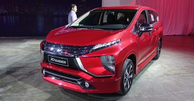 Cạnh tranh Toyota Innova, Mitsubishi Xpander được xác nhận nhập khẩu từ Indonesia về Việt Nam - Ảnh 3.