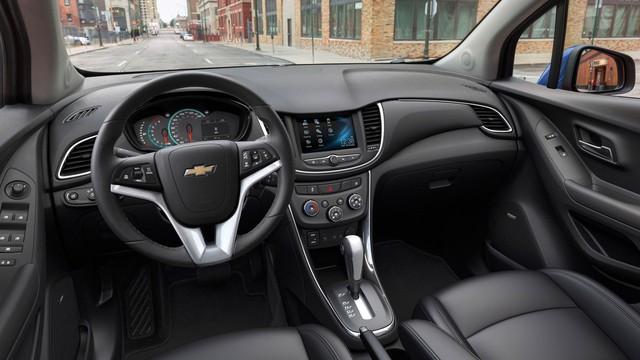 Cùng tầm giá, chọn Ford Ecosport 2018 lắp ráp hay Chevrolet Trax nhập - Ảnh 9.