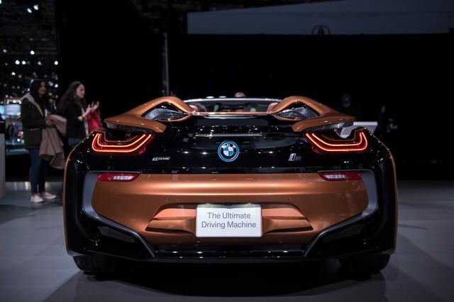 Những mẫu xe gây bão tại New York Auto Show 2018 - Ảnh 7.
