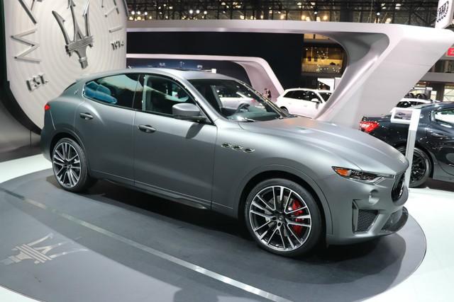 Những mẫu xe gây bão tại New York Auto Show 2018 - Ảnh 8.