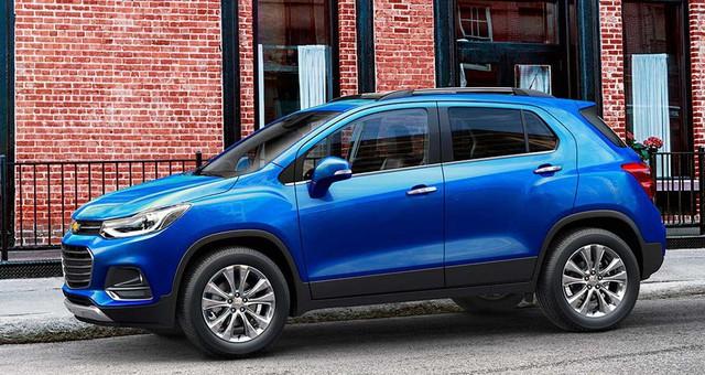Cùng tầm giá, chọn Ford Ecosport 2018 lắp ráp hay Chevrolet Trax nhập - Ảnh 3.